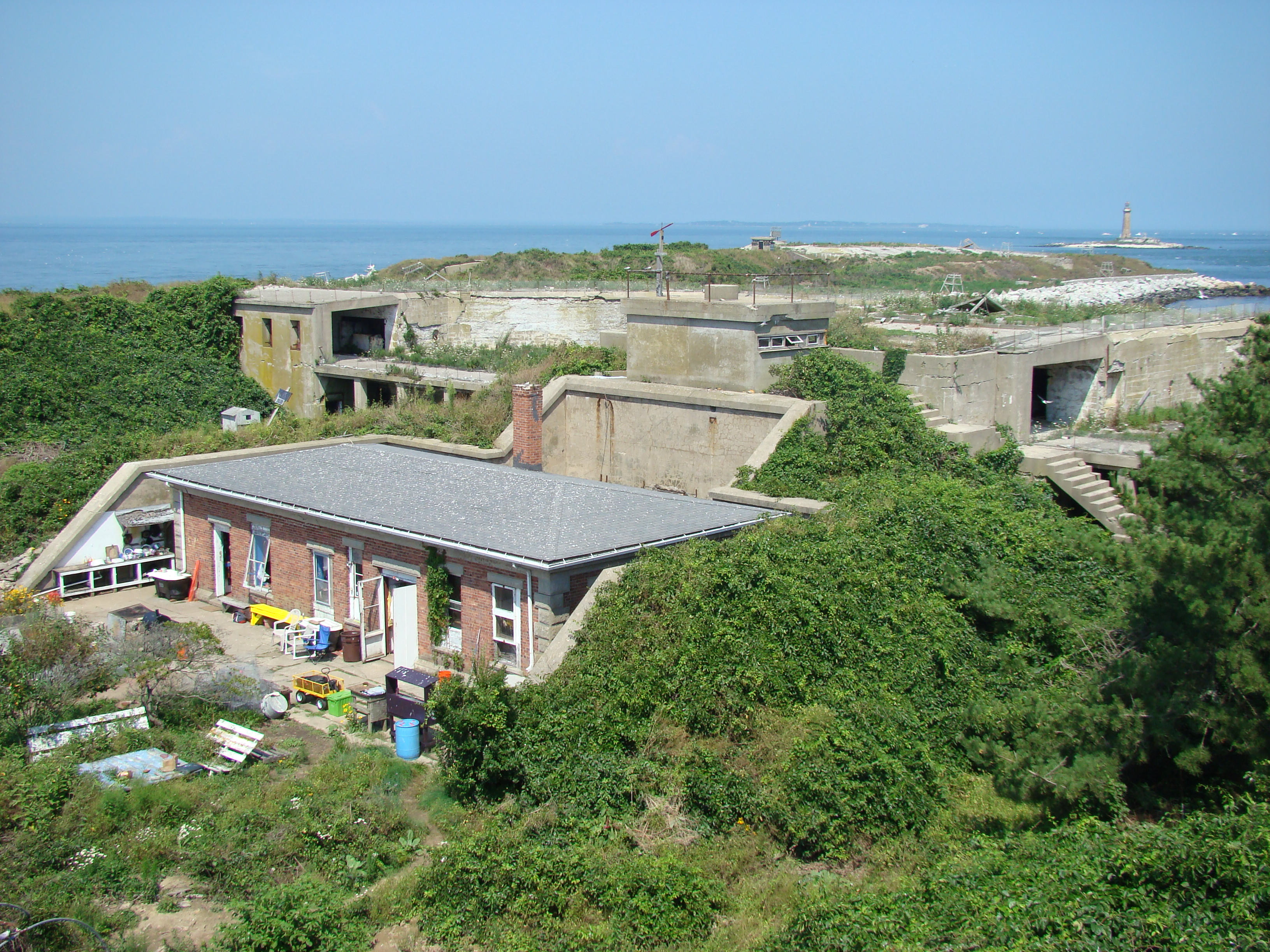 A Visit To Great Gull Island Cfe Save The Sound