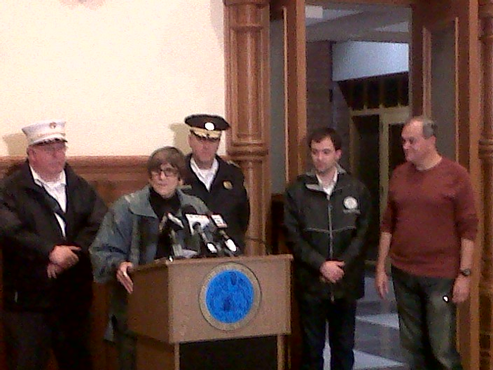Guest Post Congresswoman Delauro Reports On Sandy Impact