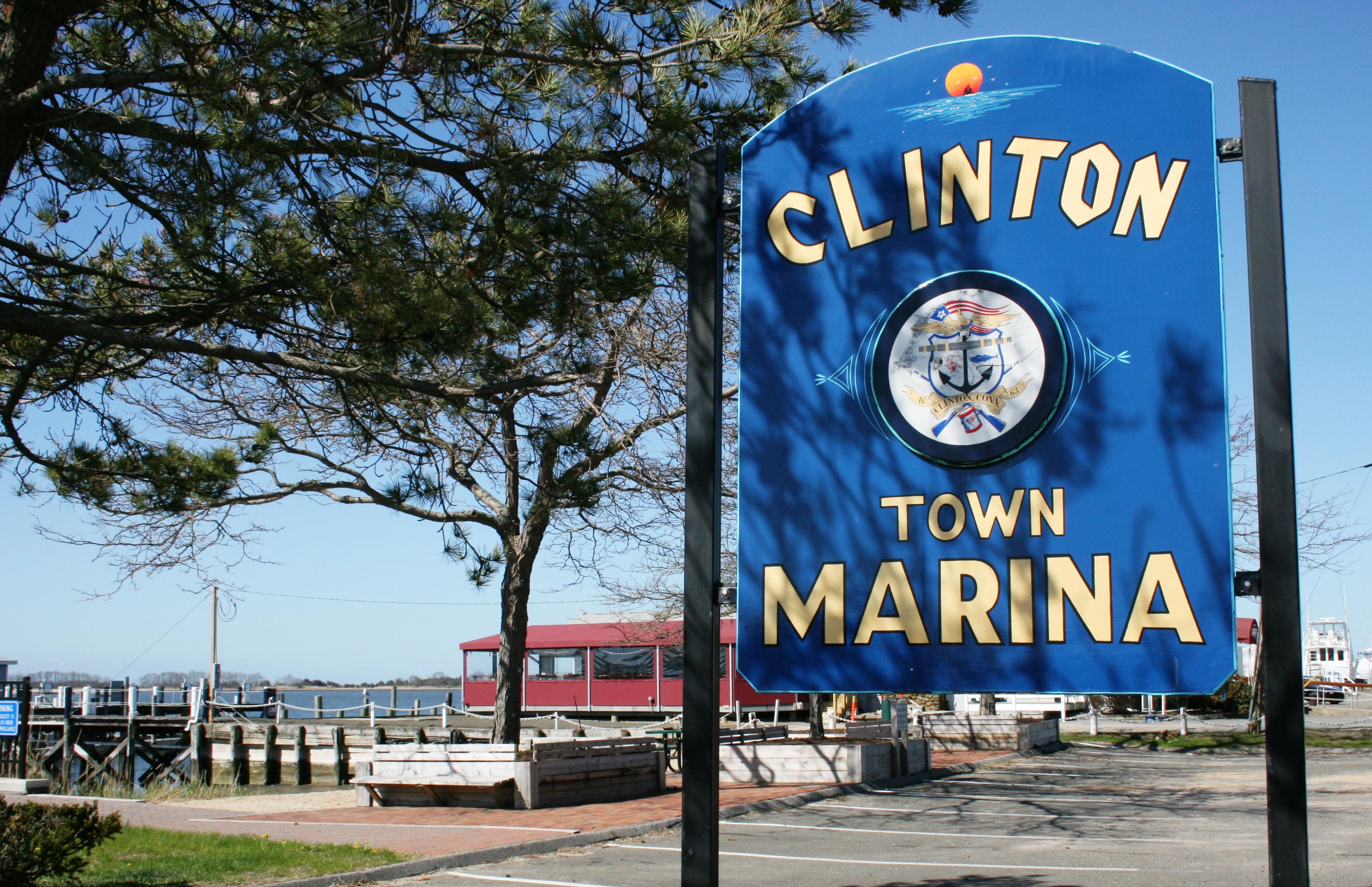 clinton town marina