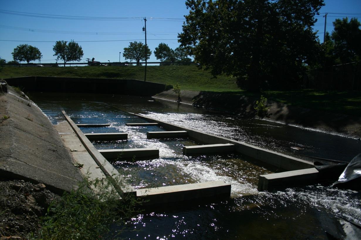Pequoneck Fishway