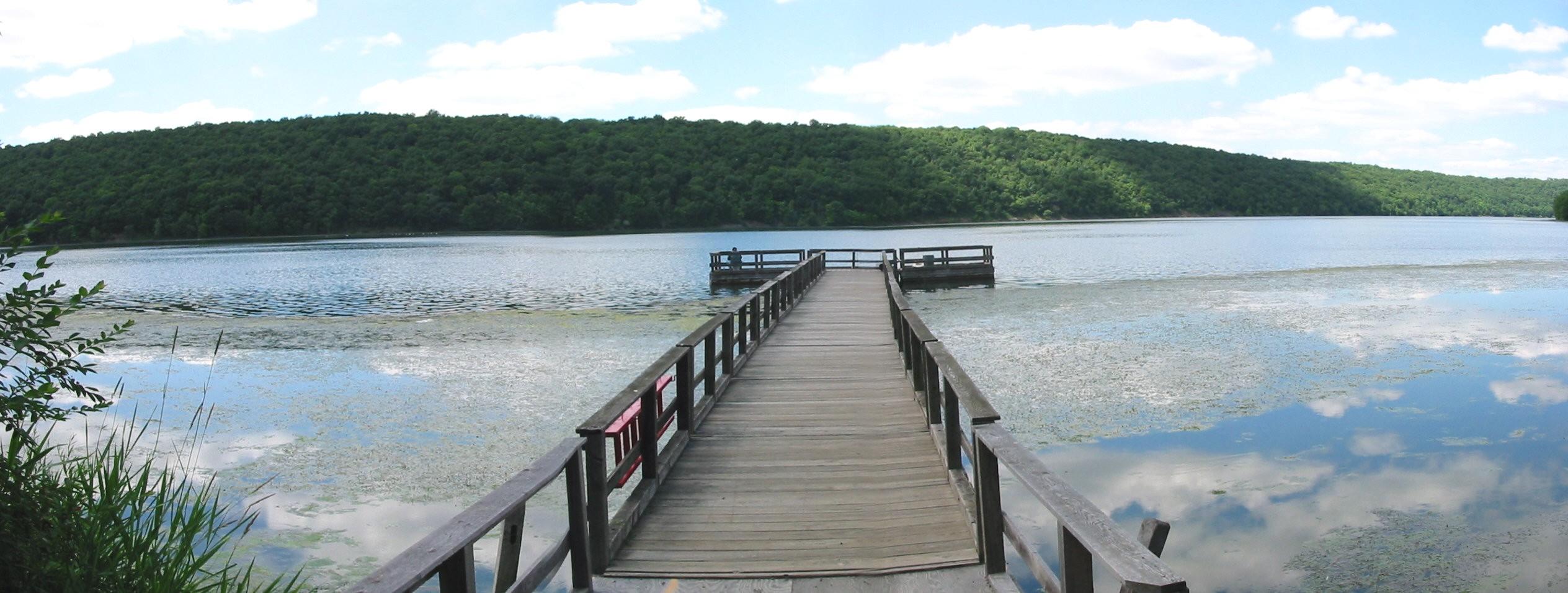 fish dock
