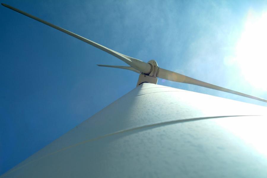 freefoto - wind turbine