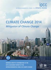 IPCC Working Group III Contribution: Mitigation