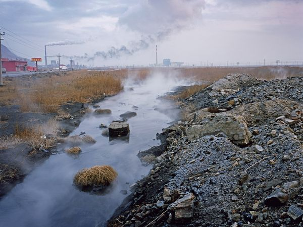 pollutionlandairwater