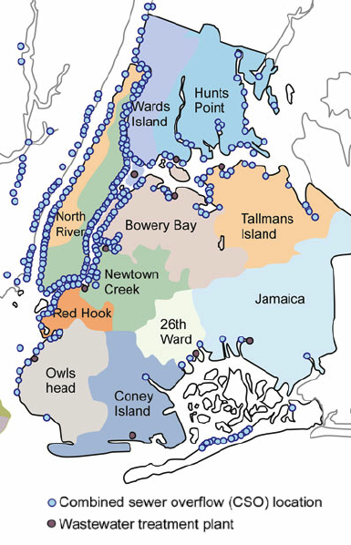 How New York Citys Sewage Gets Into Long Island Sound Save the Sound