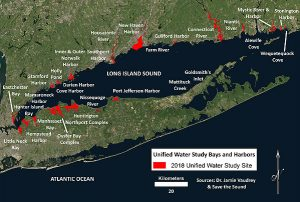 Unified Water Study map